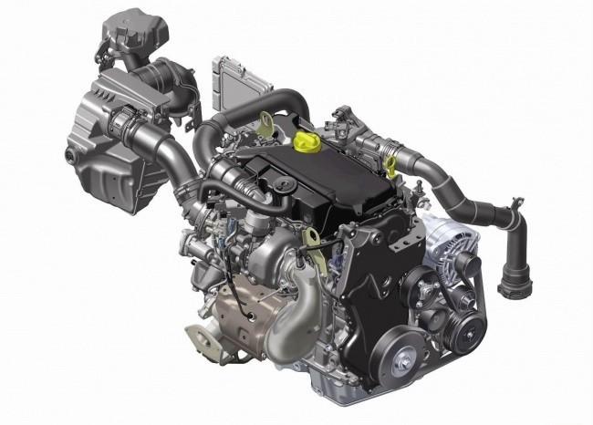 Аналогичный 130-ти сильный двигатель  1.6 DCI устанавливается и на новые модели Renault