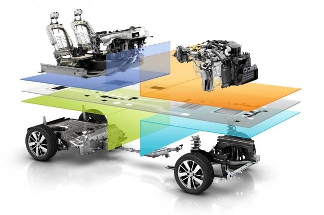 К 2020 году модульную платформу CMF будут использовать 3 модели Nissan и 10 моделей Renault