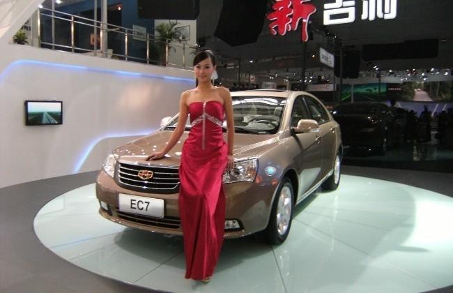 Emgrand 7 (EC7) - один из самых популярных автомобилей марки Geely на рынке Украины