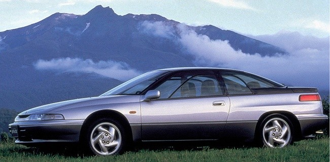 Subaru SVX, 1991г.