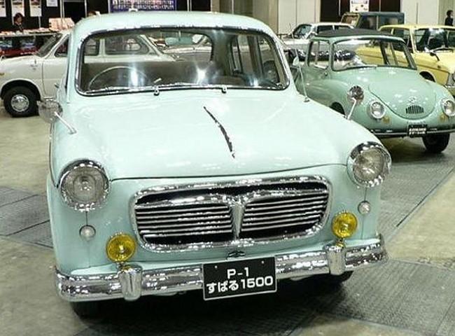 Subaru 1500, 1954г.