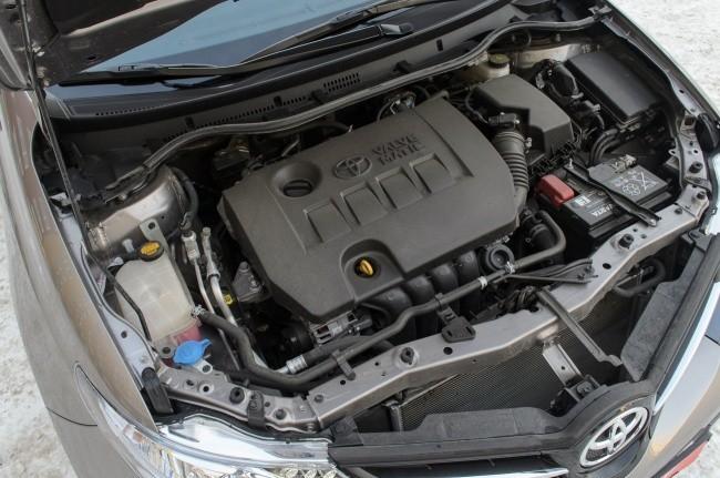 Более мощный из двух бензиновых моторов развивает 132 лошадиные силы