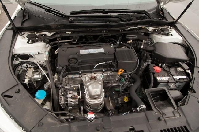 После модернизации двигатель увеличил отдачу до 188 сил