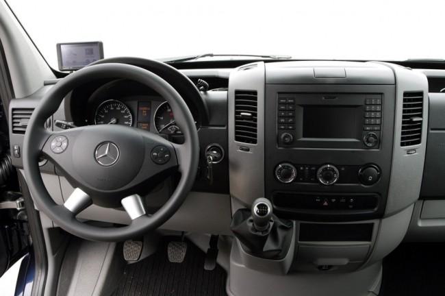 автоматические коробки передач на грузовых автомобилях мерседес спринтер
