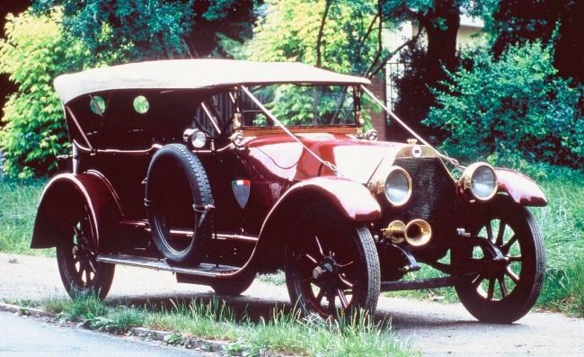 Lancia Theta 1913 г.