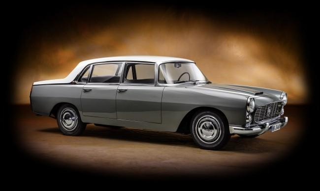 Lancia Flaminia 1957 г.