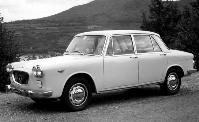 Lancia Flavia 1961 г.