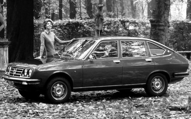 Lancia Beta 1972 г.