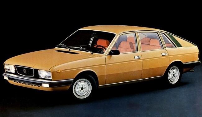 Lancia Gamma 1976 г.