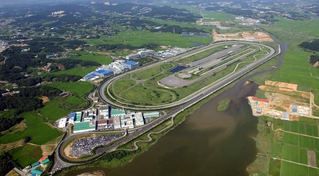 Namyang R&D Centre Hyundai