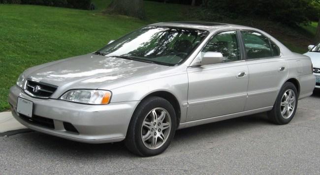 Acura 3.2TL 2000 года