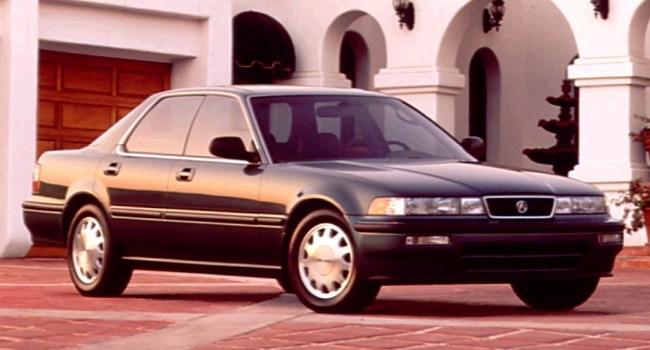 Acura Vigor 1992 года
