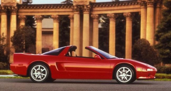 Acura NSX-T 1995 года
