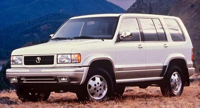 Acura SLX 1995 года
