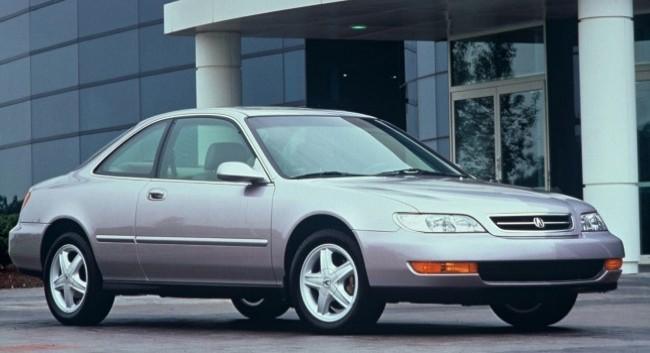 Acura 2.2CL 1996 года