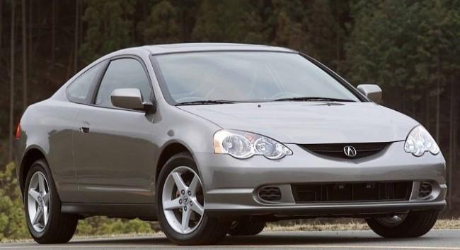 Acura RSX 2001 года