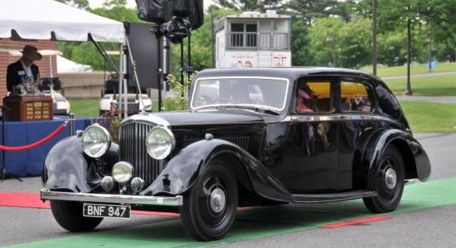 Bentley 3.5L