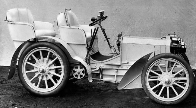 Mercedes 35PS
