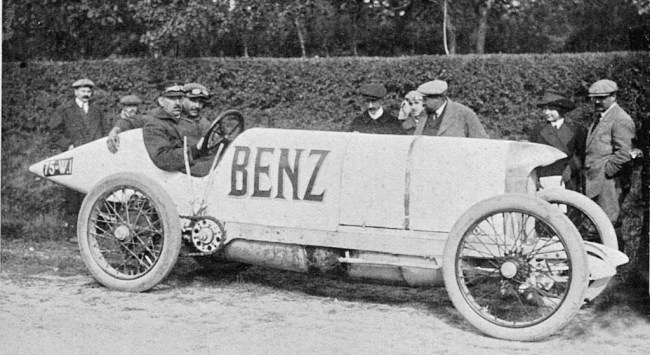 """""""Blitzen Benz"""""""