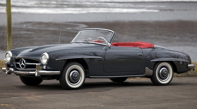Mercedes-Benz 190SL (W121)