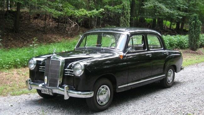 Mercedes-Benz 180 (W120)