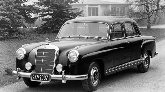 Mercedes-Benz 220а (W180)