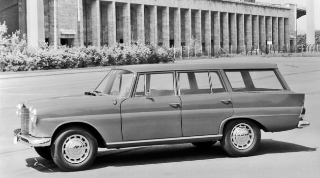 Mercedes-Benz 190/190D (W110)