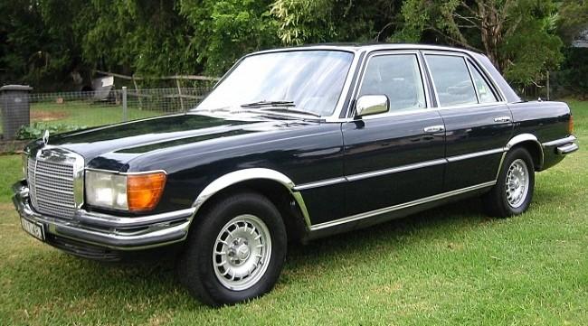 Mercedes-Benz 280S/SE (W 116)