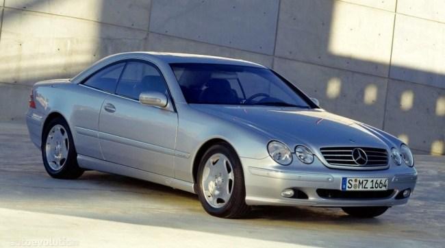 Mercedes-Benz C215