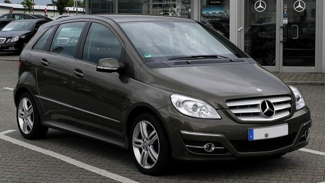 Mercedes-Benz T245