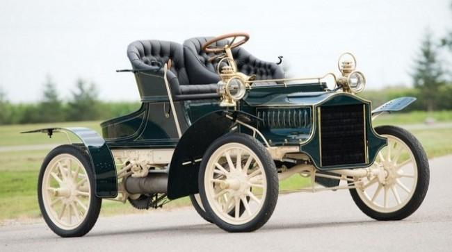 Buick Model G 1906 года