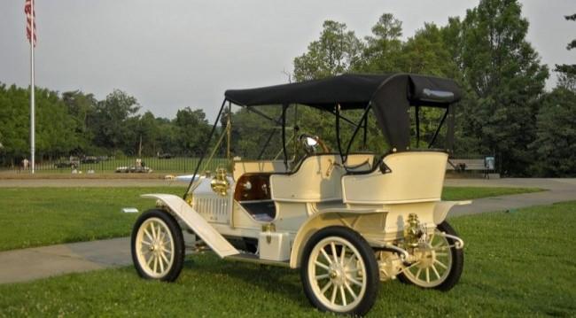 Buick Model 10 1910 года