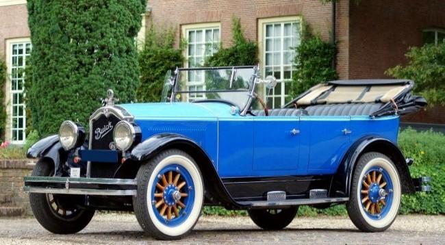 Buick Master Six 1925 года