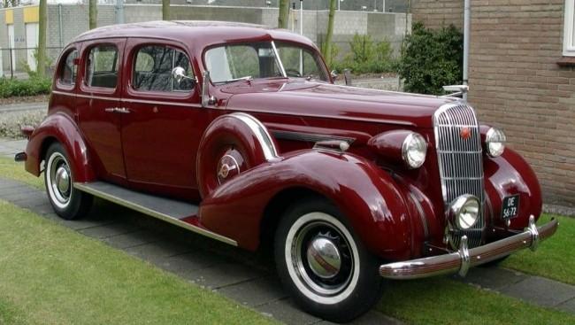 Buick Series 40 1934 года