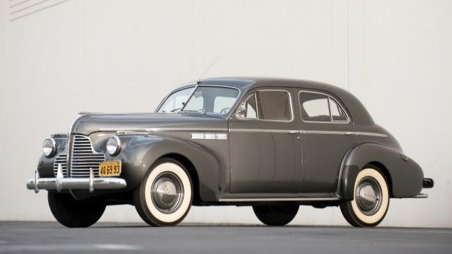 Buick Super 1941 года