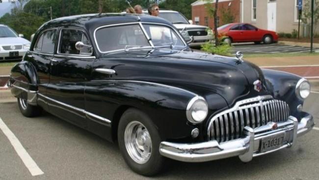 Buick Super 1947 года