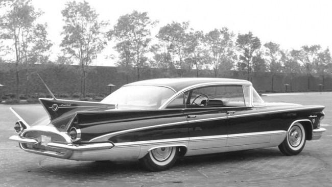 Buick Roadmaster 1957 года