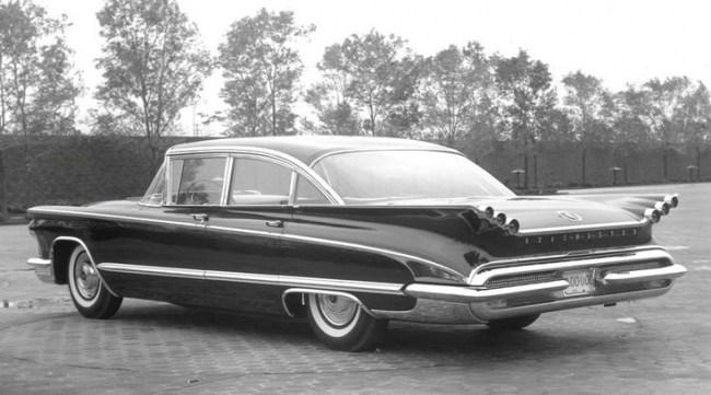 Buic Roadmaster 1959 года