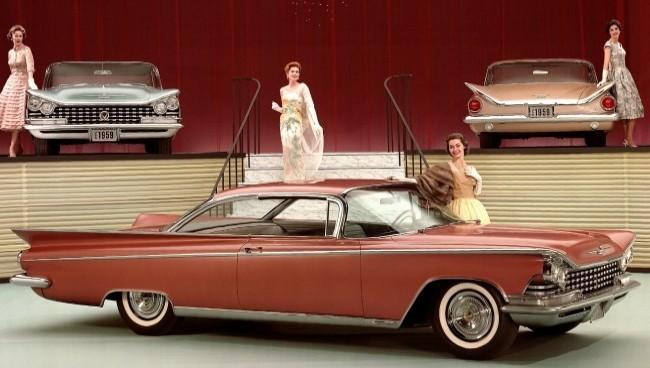 Buick  Electra 1959 года