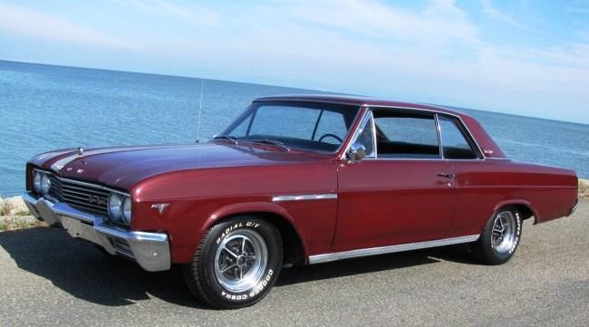 "Buick Skylark ""Gran Sport"" 1965 года"