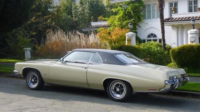 Buick Centurion 1971 года