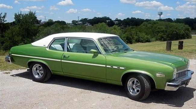 Buick Apollo  1973 года