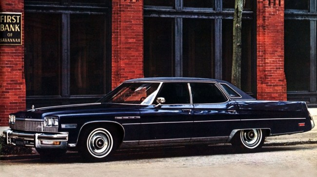 Buick Electra 225 Limited 1975 года