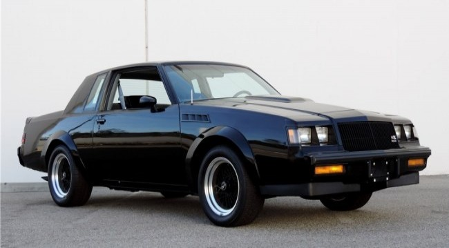 Buick Grand National GNXl 1987 года