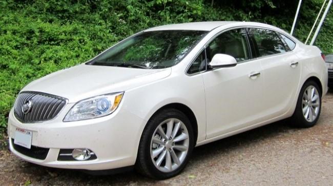 Buick Verano 2010 года