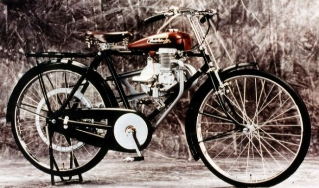 Honda A-type 1947 года