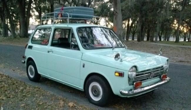 Honda N600  1966 года