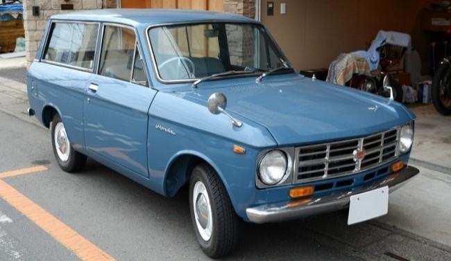 Honda L700/L800 1965 года