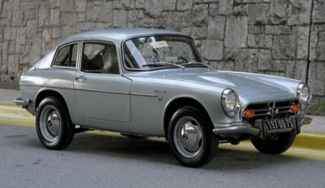 Honda S800 1966 года
