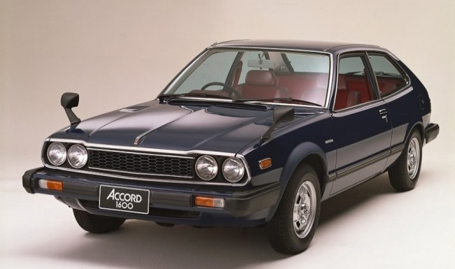 Honda Accord 1976 года